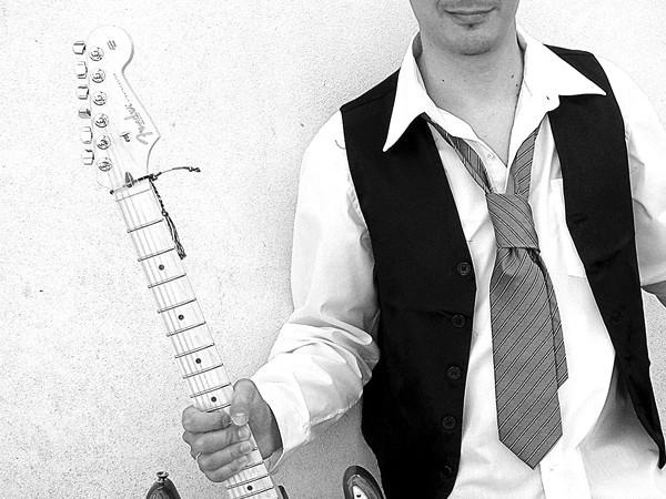 Francesco Saverio NUDi - cantautore