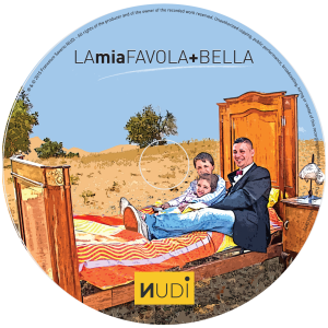 cd NUDi LAmiaFAVOLA+BELLA